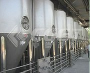 ёмкость для брожения на пивзаводе(ЦКТ)