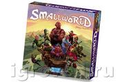 Настольная игра Small World,  новая,  распаковали,  не играли