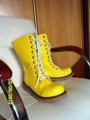 267b292dc066 Объявление Желтые ботинки!!!!! (СТИЛЫ), Минск. Продажа Желтые ...