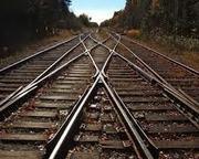 Рельсы железнодорожные: магистральные,  промышленные,  крановые
