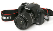 Продам  Фотоаппарат Canon EOS 450D Kit 18-55mm
