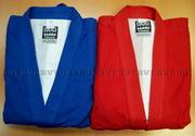 Куртка для борьбы самбо (самбовка) DANSPORT (лицензия ВФС и FIAS)