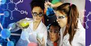 Детский научный праздник,  день рождения в научном стиле,  научное шоу!