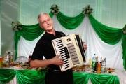 Баянист-Аккордеонист на юбилей,  на свадьбу,  на праздник,  на торжество.
