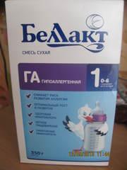 Беллакт гипоаллергенная 1 (0-6)
