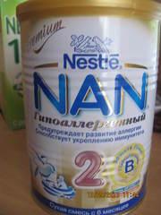 NAN гипоаллергенный 2