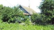 Продается участок с домом под снос деревня Малиновка