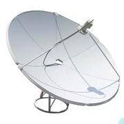 Антенна спутниковая. Монтаж,  демонтаж спутникового оборудования.