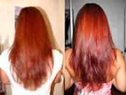 Ламинирование волос. Возможен выезд.