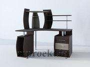 Компьютерный стол СК-01.13 (1300х1100х1430)