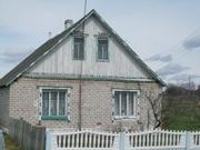 Продам дом в д.Илья Вилейского р-на трасса Р58 Мядель,  65 км от Минска