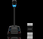 Цифровое переговорное устройство клиент-кассир STELBERRY S-400