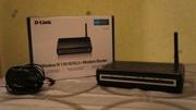 Продаю модем D-Link DSL-2640U/NRU (б.у в отличном состоянии)