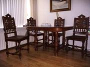 Реставрация и ремонт, старой, антикварной мебели.