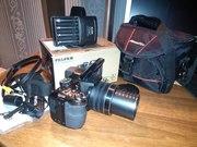 Продам полупрофессиональный фотоаппарат Fujifilm s4200