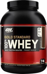 Протеин Whey gold standard 100% 2200г Optimum Nutrition