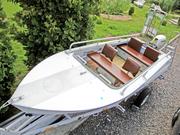 Лодка-катер (без мотора)