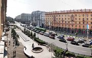 1-комнатная стильная квартира по пр. Независимости 23. Центр Минска.