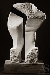 Скульптура из ракушечника.в единственном экземпляре
