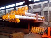 Винтовые Конвейеры BVN-Group D170,  D219,  D273,  D325 мм Длина 3-12 метр