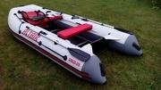 лодка ПВХ моторно-гребная Альтаир  Sirius-315 stringer с КИЛЕМ новая