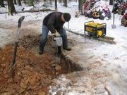 копаем ДОЛ(могилы) в Минске