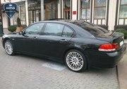 BMW 730d Li на сутки без водителя в Минске