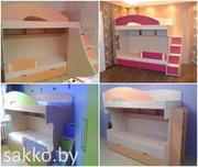 Двухъярусная кровать Минск
