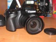 Фотоаппартат PowerShot SX400 IS + флешка на 16ГБ