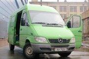 Грузоперевозки грузопассажирским  микроавтобусом