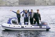 Лодка YAMARAN B400+ мотор YAMAHA 30HMHS