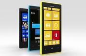 Замена дисплейного модуля Lumia 720