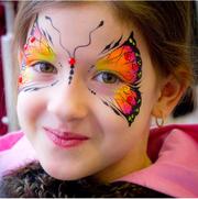Аквагрим – залог успеха любого детского праздника