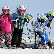объявляется набор детей в группу по горным лыжам