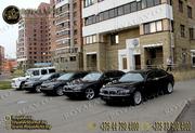 машины на свадьбу Минск,  свадебный кортеж BMW