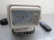 Фара искатель СH-015 LED 50W,  светодиоды 50Вт - 4300 люмен, с дистанцио