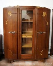 Реставрация антикварной мебели.