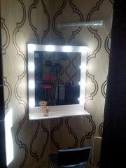 Гримерные зеркала с подсветкой