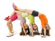гимнастика для детей от 3-8 лет BabyGym