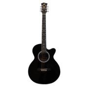 Акустическая фолк-гитара Swift Horse WG-386C/OVTS(малое джамбо)