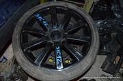 Литые диски стояли на Volkswagen Passat B6,  R18