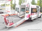 Перевозка инвалидов и людей с ограниченными возможностями.