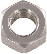 Гайка DIN 934 шестигранная,  сталь А2