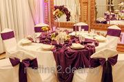 Декор зала - свадебное оформление
