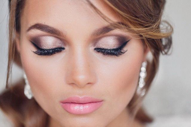 Свадебный макияж минск