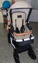 Детская коляска Dada Paradiso Group Carino (2 в 1)