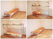 Кровати металлические армейского типа эконом вариант