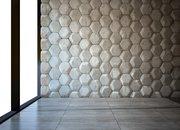3D панели из гипса для отделки стен
