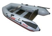 Лодка ПВХ Altair Alfa 250 с легким и прочным немецким ПВХ