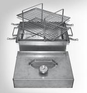 Коптильня  GrillBox с гидрозатвором